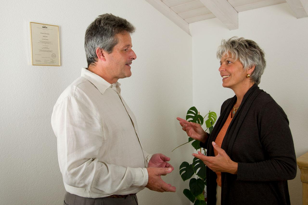 Reflektion Brigitte Witzig Coaching