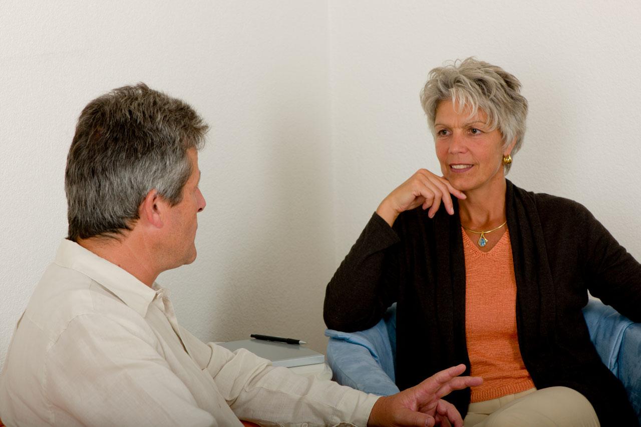 Gespräch Brigitte Witzig Coaching