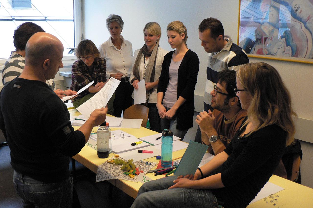 Teamentwicklung mit Brigitte Witzig Coaching
