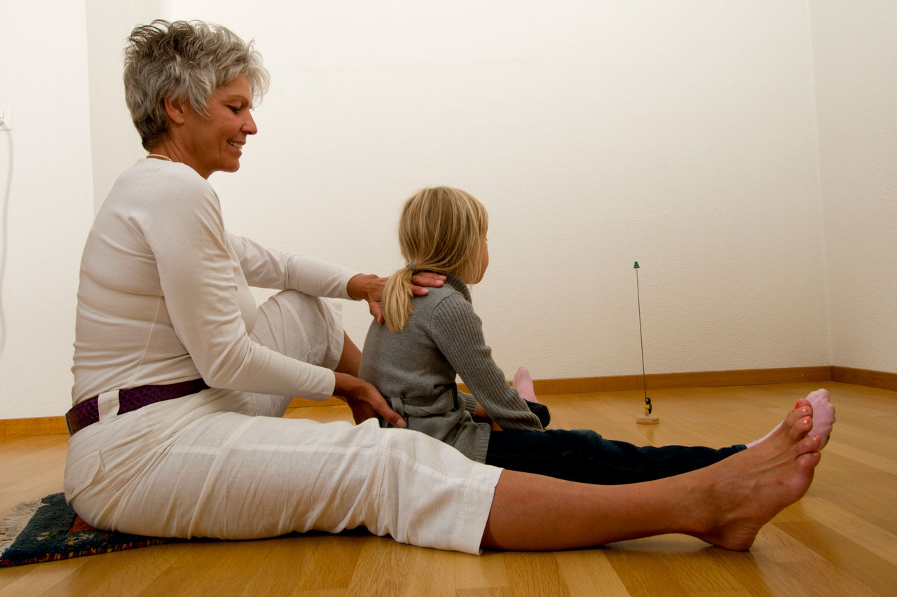 Cranio-Sacral-Therapie für Kinder - Brigitte Witzig Körperarbeit