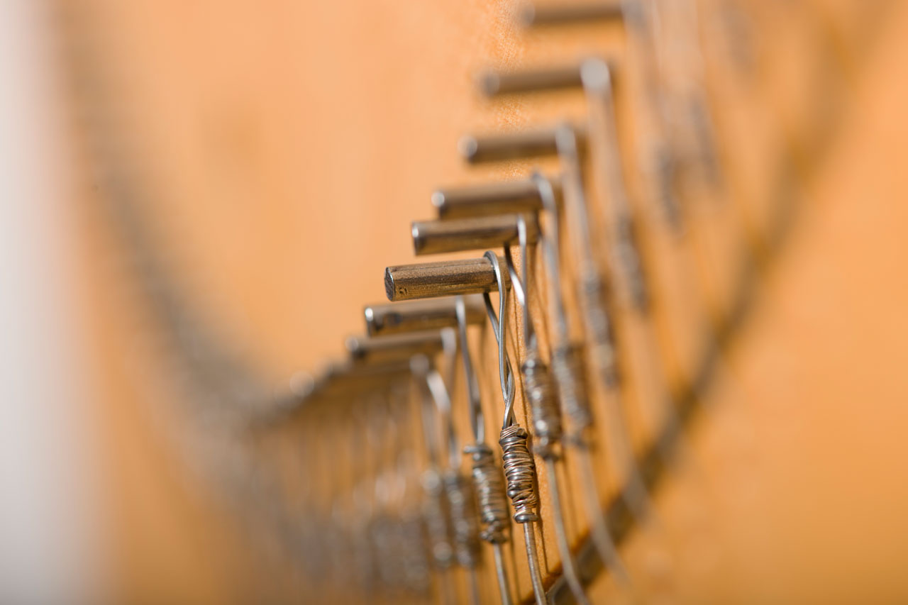 Monochord - Brigitte Witzig Körperarbeit