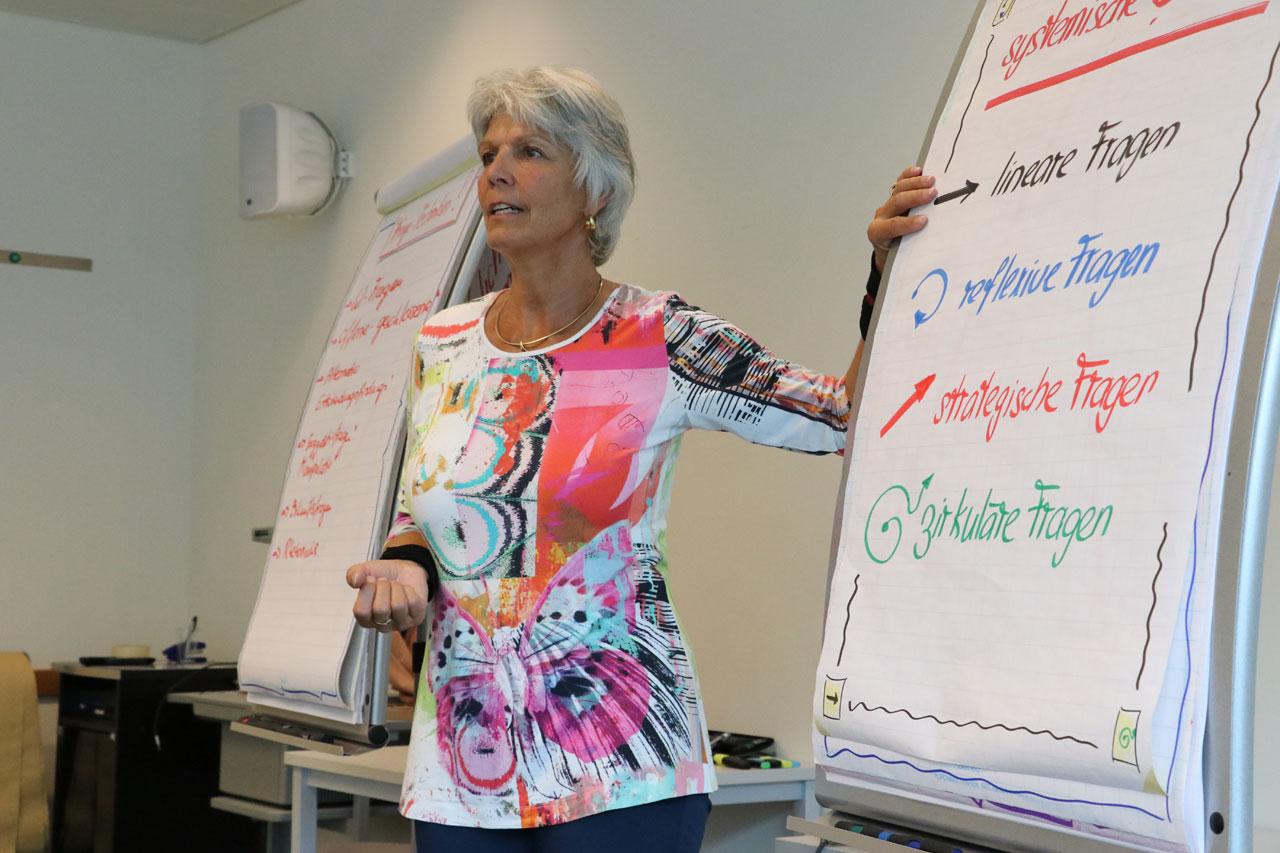 Referentin Brigitte Witzig Coaching
