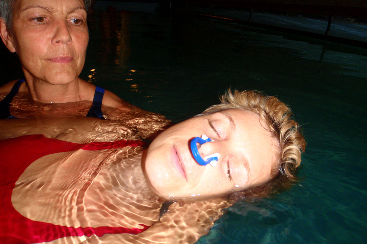 Brigitte Witzig Wasser Shiatsu Therapie
